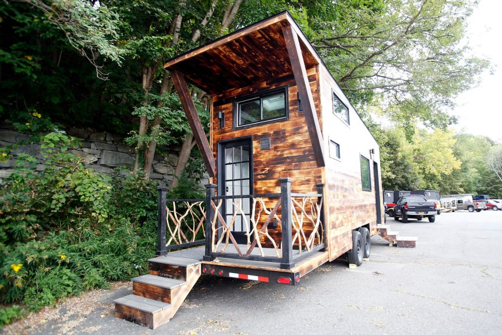 Big Living In Tiny Houses North Adams Building Company