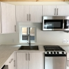 Kinderhook Kitchen Cabinetry Tiny House Oven Microwave