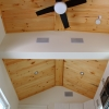 Kinderhook Tiny House Kitchen Ceiling