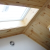 Kinderhook Tiny House Restroom Skylight