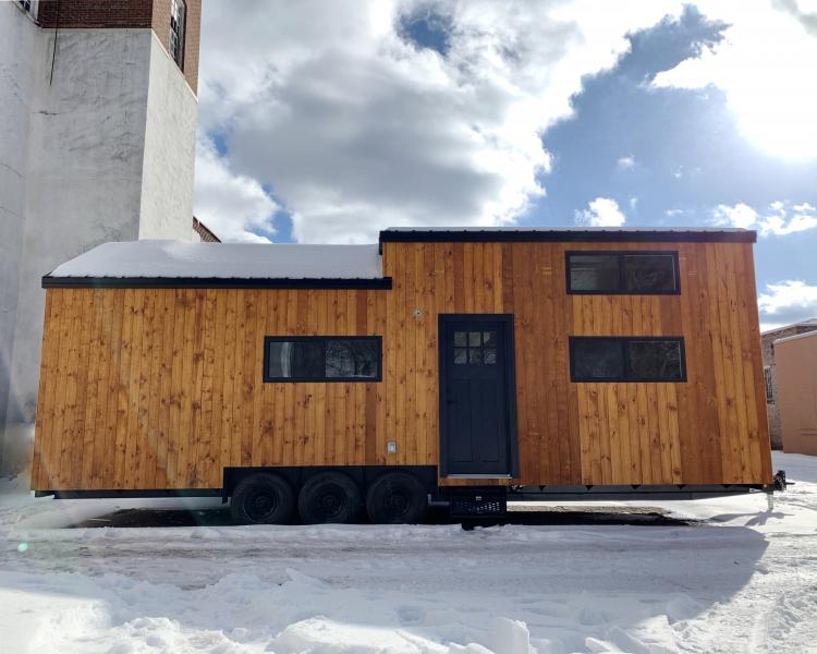 Kinderhook Tiny House Exterior