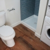 Kinderhook Tiny House Toilet Washer Dryer Shower