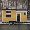Hoosic Tiny House Exterior