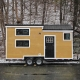 Hoosic Tiny House Exterior