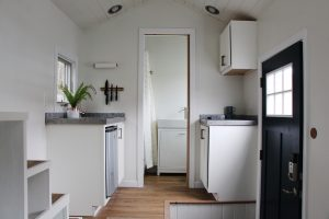 tiny homes kitchen b&b new england