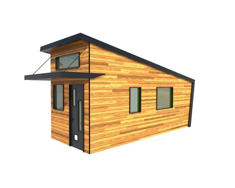 Casula · Tiny House Frame Kit ...