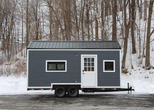 Hudson Tiny House Exterior