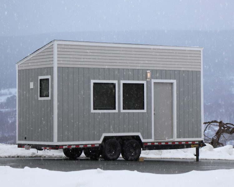 Brodie Mobile Office Exterior