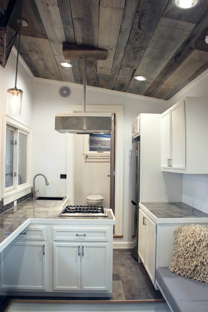 Stony Ledge Tiny House Featured On Interior Design Online