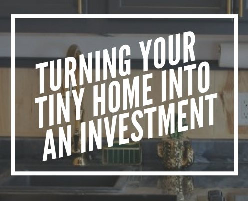 tiny homes new England investment profit