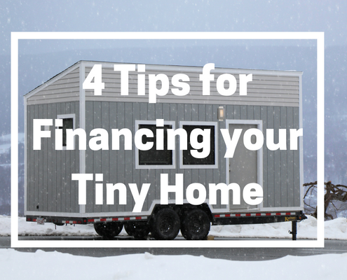 tiny house tiny home financing