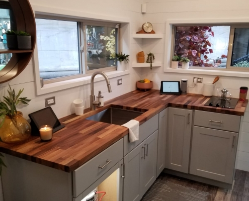 Resideo Tiny House, Resideo Tiny Smart Home