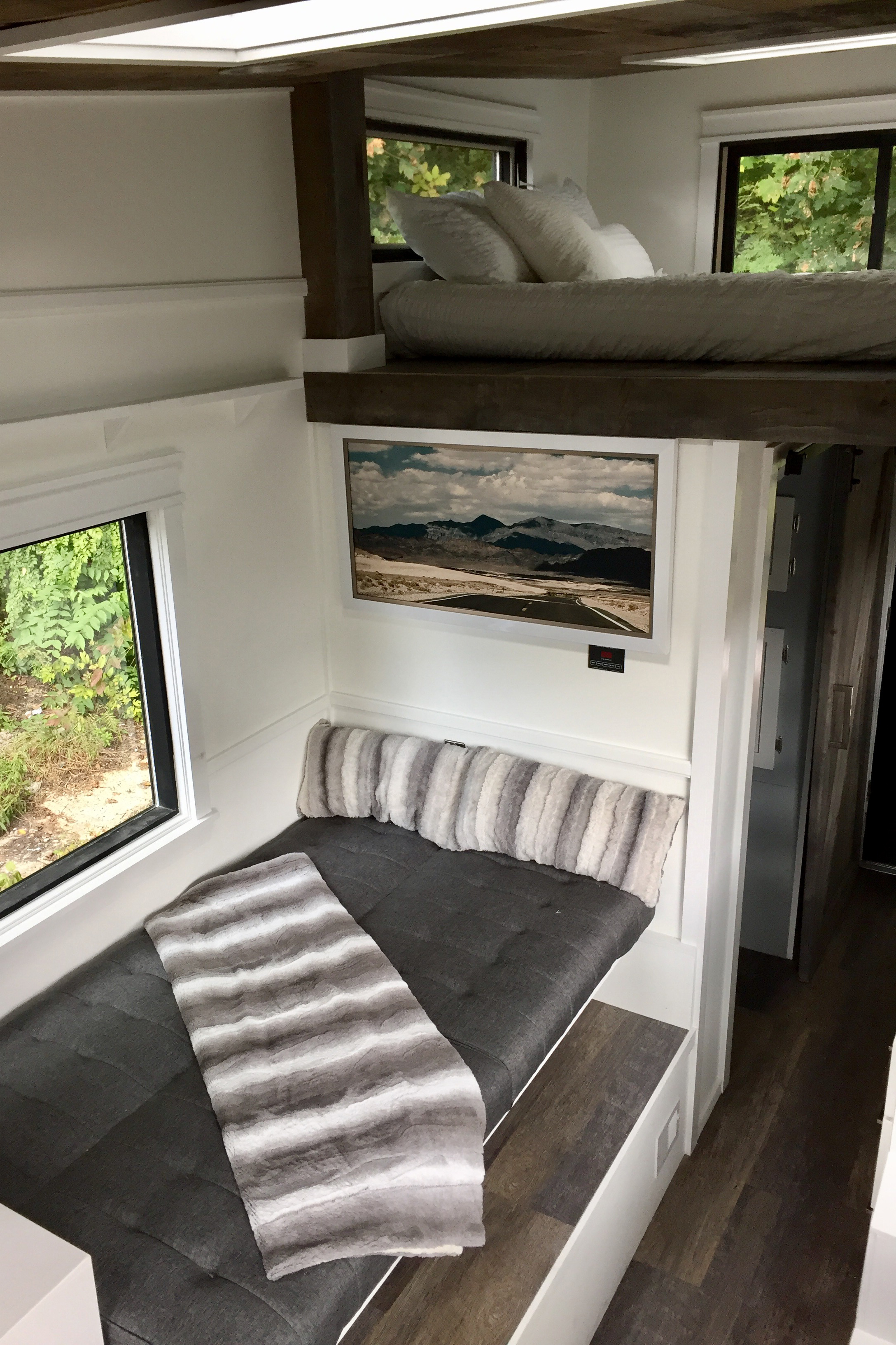 Arcadia Tiny House Sleeps 4