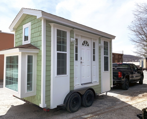 tate's bake shop tiny house
