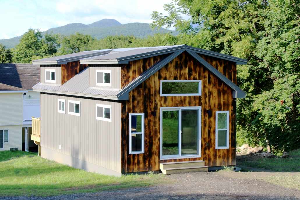 Lorraine Small House Tiny House Builders B B Micro Manufacturing